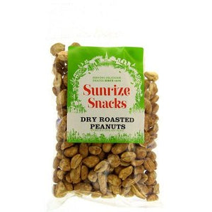 Sunrize - Dry Roasted Peanuts x 150g