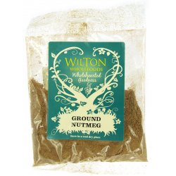 Spices, Condiments - Ground Nutmeg x 10g.