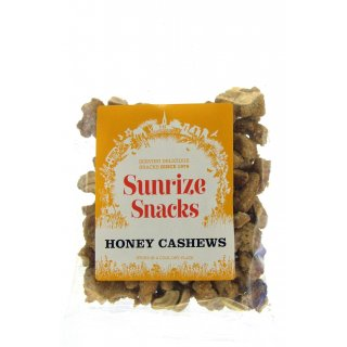 Honey Cashews - 100g