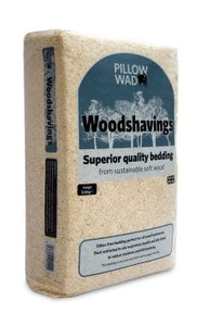 Pet - Woodshavings.