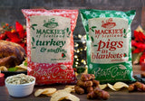 Mackie's Crisps - Pigs in Blankets x 150g.