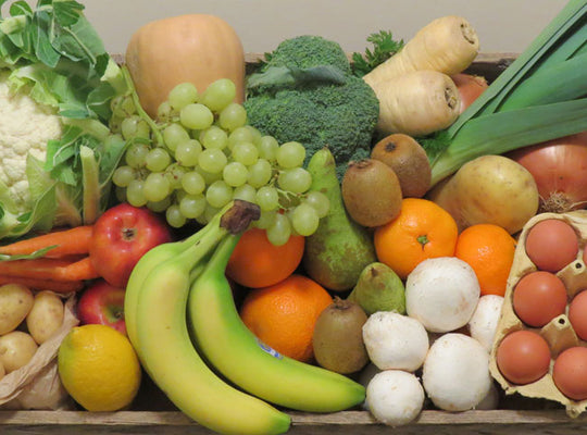 Large Fruit & Veg Box - 22 Items