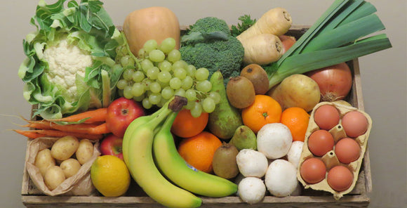 Large Fruit & Veg Box - 20 Items