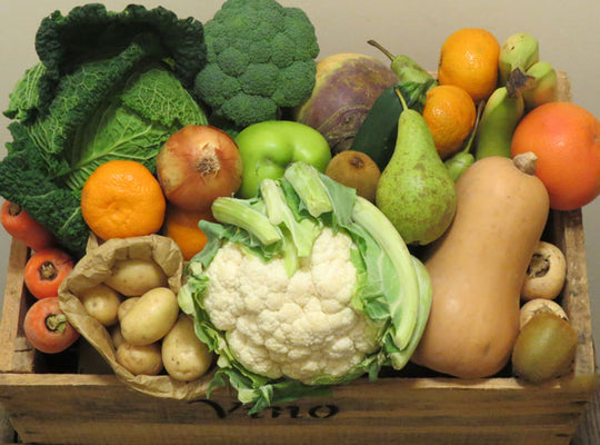 Medium Fruit & Veg Box - 15 Items
