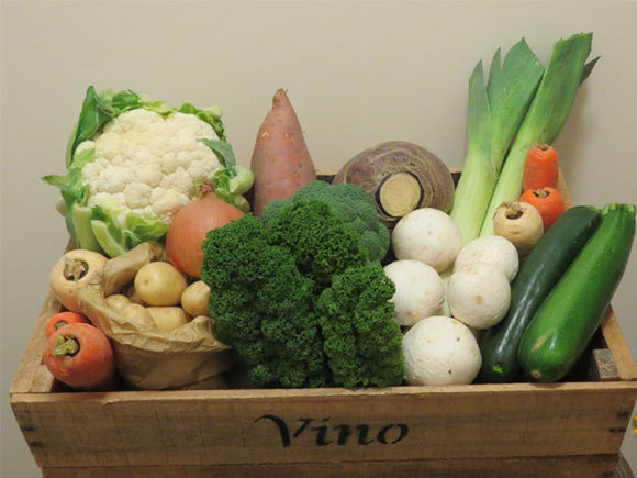 Medium Veg Box - 12 Items