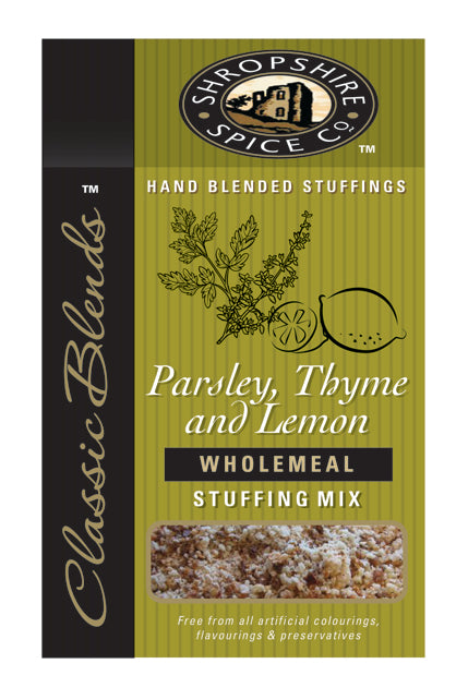 Shropshire Spice Co - Parsley, Thyme & Lemon x 150g