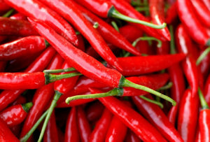 Chillies Red - 100g