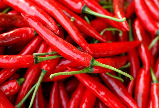 Chilies Red – kg