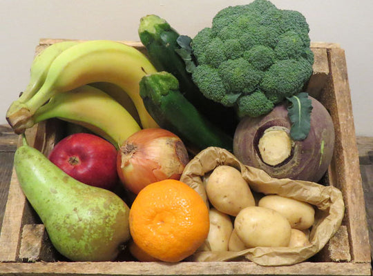 Small Fruit and Veg Box - 10 Items