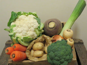 Small Veg Box - 8 Items