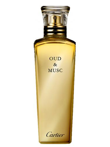 Our inspiration of Cartier - Oud & Muscfor for Unisex Premium Perfume Oil