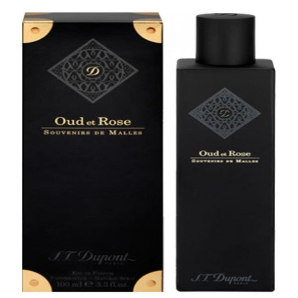 Dupont Oud Et Rose S.T. Dupont  S.T. Dupont  Unisex Concentrated Perfume Oil