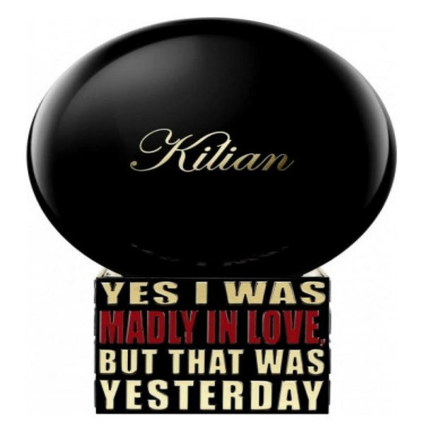 Yes I Was Madly In Love But That Was Yesterday By Killian Unisex Concentrated Perfume Oil