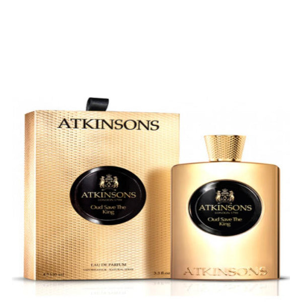 Oud Save The King Atkinsons Unisex Concentrated Perfume Oil