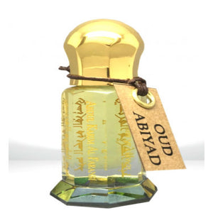Oud Abyad Unisex Concentrated Perfume Oil