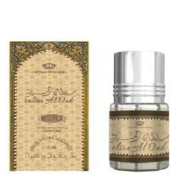 Sultan Al Oud Al-Rehab  Unisex Concentrated Perfume Oil