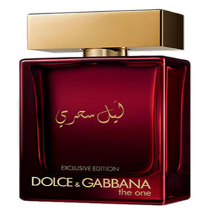 The One Mysterious Night   Dolce&Gabbana  Men Concentrated Perfume Oil