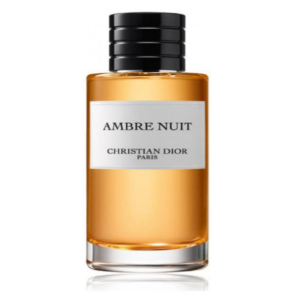 Ambre Nuit Christian Dior Unisex Concentrated Perfume Oil