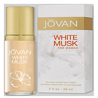 White Musk Jovan Womenconcentrated Perfume Oils