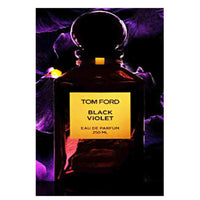 Black Violet Tomfrod Unisex Concentrated Perfume Oil