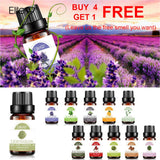 Elite99 12ml Lavender Essential Oils Massage Oil Bathing Skin Care Tea Tree Oil For Aromatherapy Diffusers Natural Essential Oil