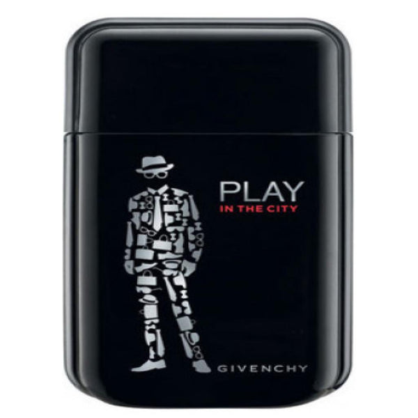 Givenchy Play By Givenchy  Givenchy Men Concentrated Perfume Oil