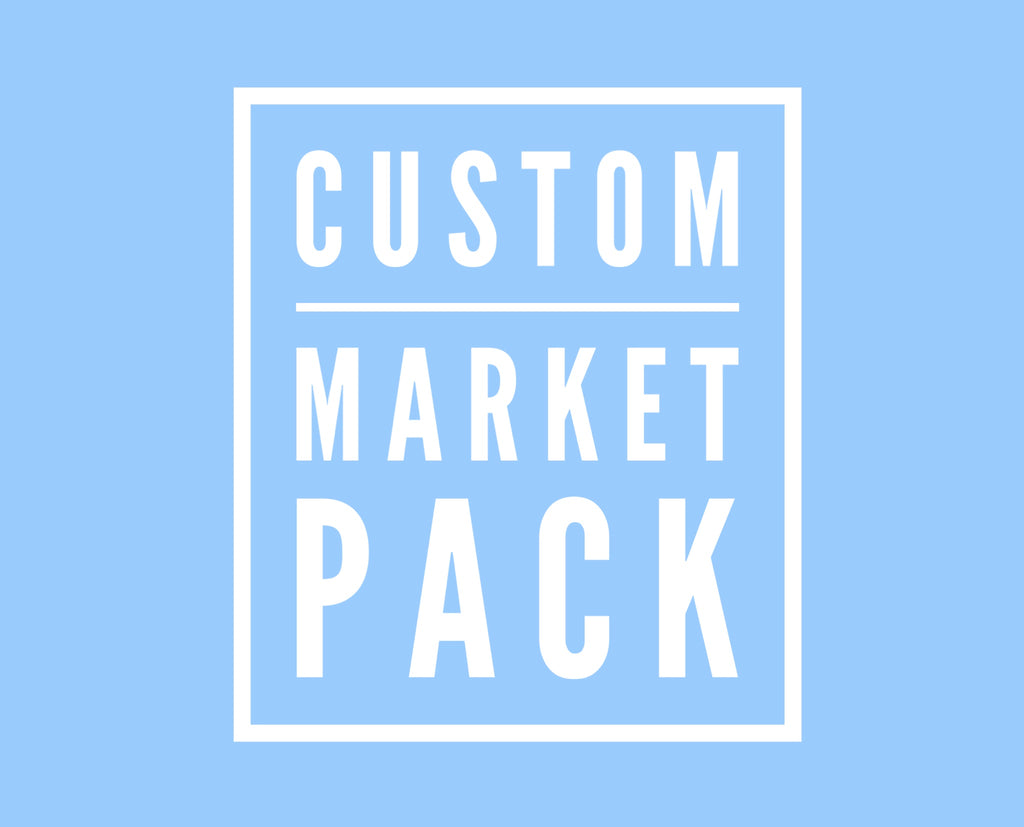 STOCKIST MARKET PACK -  RRP $496