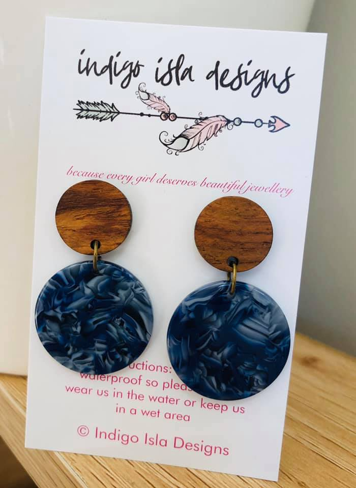 Wood You Be Mine - Night Sky - new from the carly.collective range
