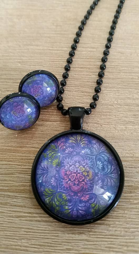 DEEP PURPLE MANDALA RANGE