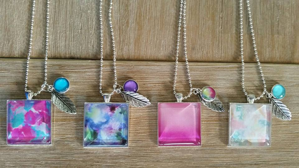 HIP TO BE SQUARE RANGE OF PENDANTS