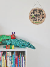 Load image into Gallery viewer, Personalised Alphabet Wall Hanging