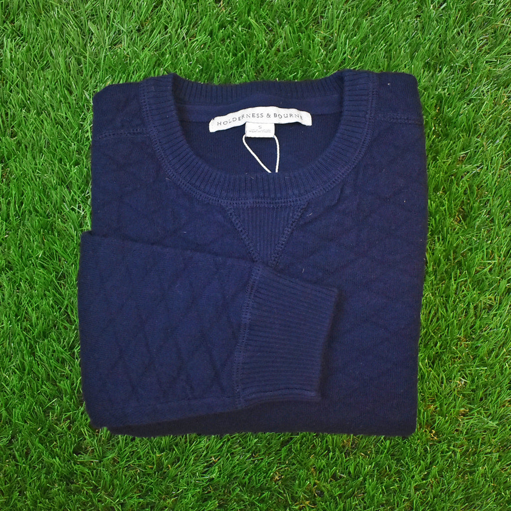 Ward Sweater by Holderness & Bourne