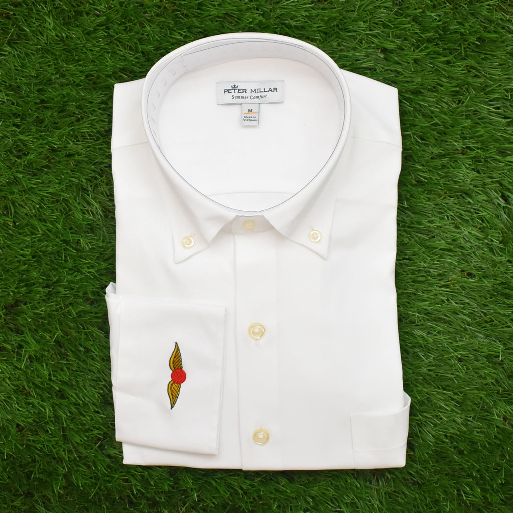 Rivers Woven Shirt by Peter Millar