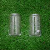 Set of 2 Can Coolers by Sterling Cut Glass