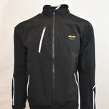Power Torque Full Zip Rain Jacket by Zero Restriction