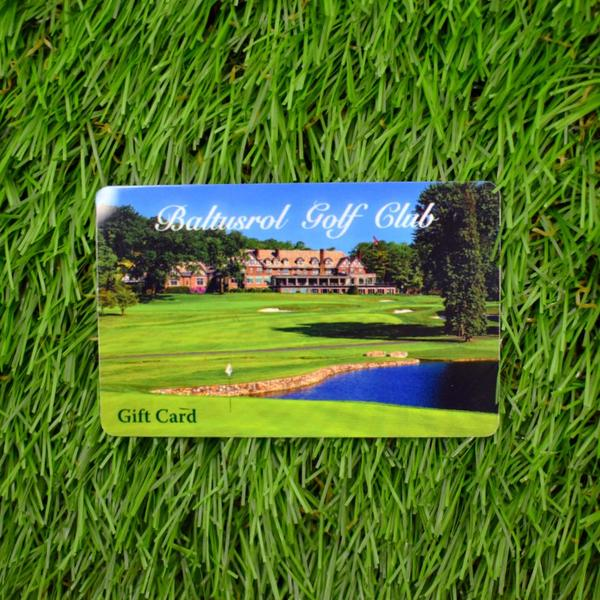 Baltusrol Gift Card