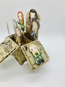 The Fellowship Box Card