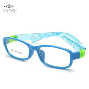 29d3b90907d Flexible Safe Eyeglasses kids frames eyewear Glasses frame for children TR  Infant Optical eyeglasses girls myopia frame 8817