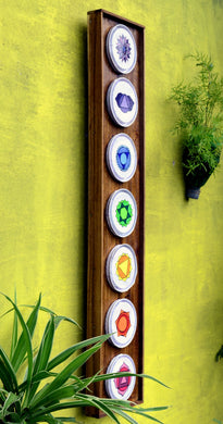 Chinhhari arts studio design 7 Chakras .