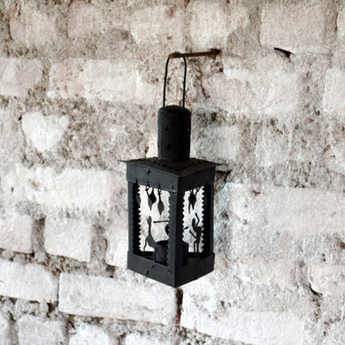 Chinhhari arts Wrought Iron triangle lantern - Chinhhari Arts store