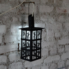 Chinhhari arts Wrought Iron rectangle lantern - Chinhhari Arts store