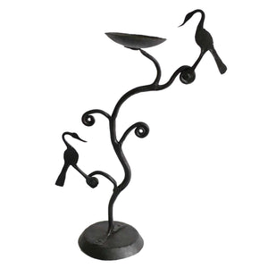 Chinhhari arts Wrought Iron Tree Candle stan - Chinhhari Arts store