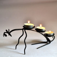 Chinhhari arts Wrought Iron Deer Candle stand - Chinhhari Arts store