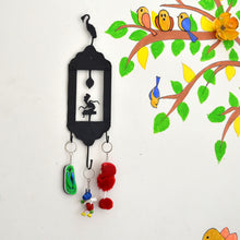 Chinhhari arts Wrought Iron Key Chain Holder