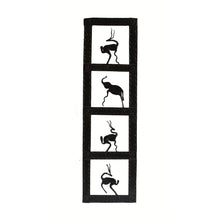 Chinhhari arts Wrought Iron 4 box jaali wall hanging - Chinhhari Arts store