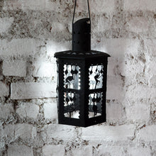 Chinhhari arts Wrought Iron hexagon lantern - Chinhhari Arts store