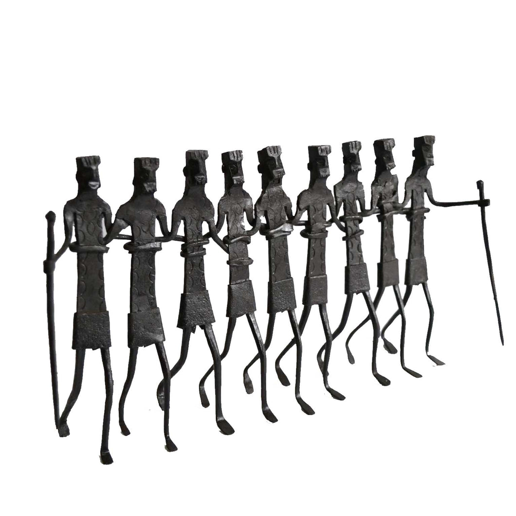 Chinhhari arts Wrought Iron Relo Dance mini - Chinhhari Arts store