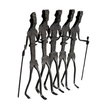 Chinhhari arts Wrought Iron Relo Dance - Chinhhari Arts store