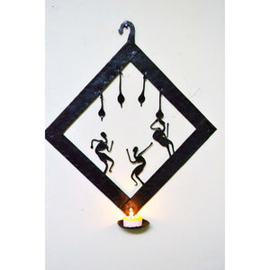 Chinhhari arts Wrought Iron Wall Hanging - Chinhhari Arts store