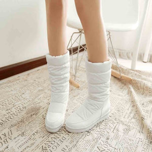 Fashion Boots Women Shoes Platform Winter Snow boots Boot Summer Shoes Woman Booties Woman Botas Mujer Bota Feminina Bota 2020